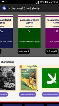 Inspirational Short Stories screenshot 14
