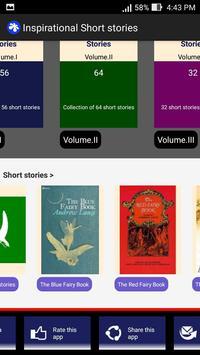 Inspirational Short Stories screenshot 2