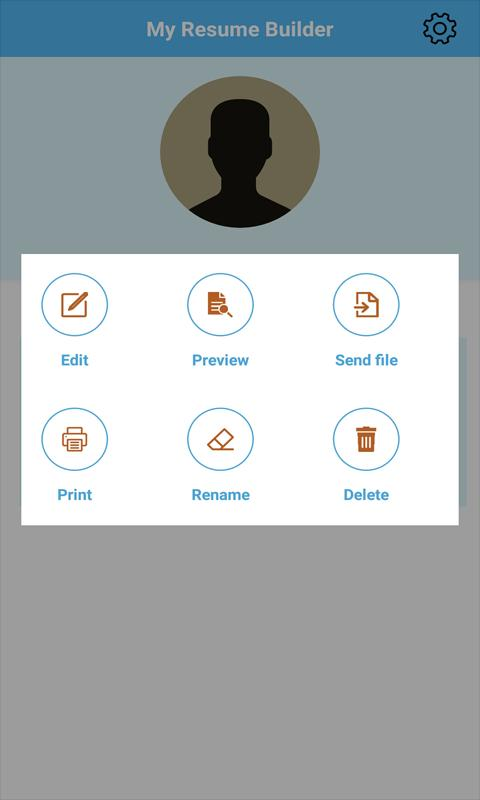 My CV Builder Pro APK Download - Free Tools APP for Android ...