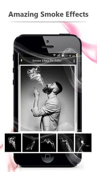 Smoke Effect Photo Editor screenshot 2
