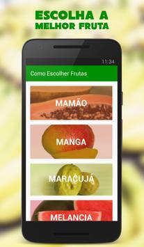 Como Escolher Frutas screenshot 1