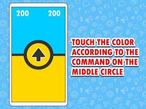 Tap Tap Color Coet Game screenshot 1