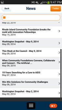 Council on Foundations screenshot 9