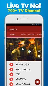 HD Live NetTv - FootBall screenshot 4