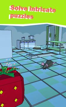 Cheese It! Mouse Escape screenshot 1