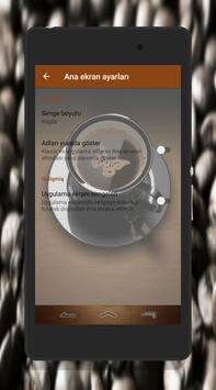 Coffee XpeRian Theme apk screenshot