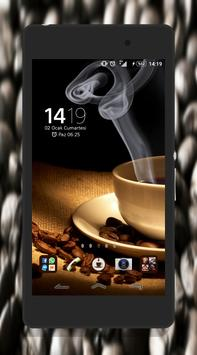 Coffee XpeRian Theme poster