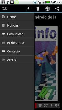 TuxInfo screenshot 3