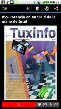 TuxInfo screenshot 2