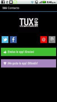 TuxInfo screenshot 6