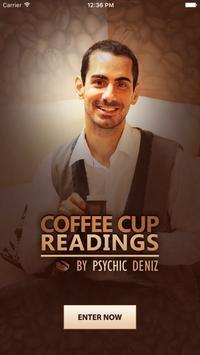 Coffee Reading Psychic Deniz poster