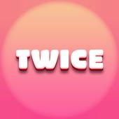 Lyrics for Twice icon