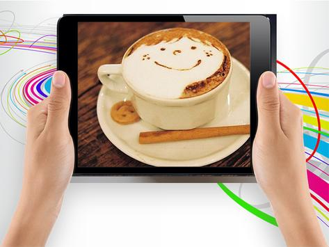 Coffee Presentation Design apk screenshot