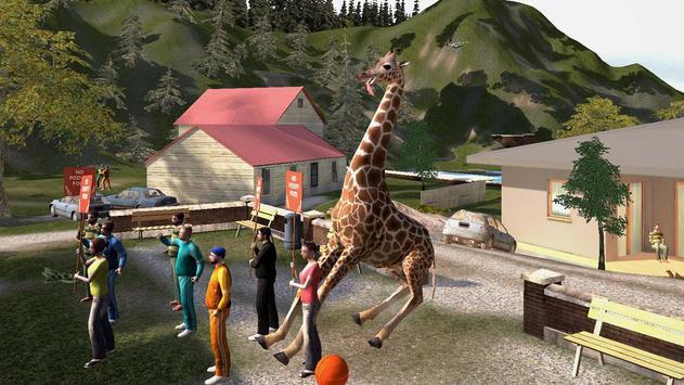 Goat Simulator Free captura de pantalla 14