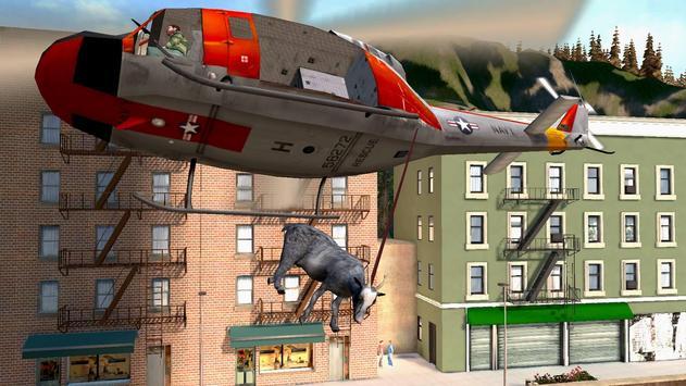 Goat Simulator Free captura de pantalla 17