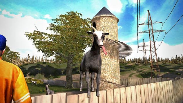 Goat Simulator Free captura de pantalla 13