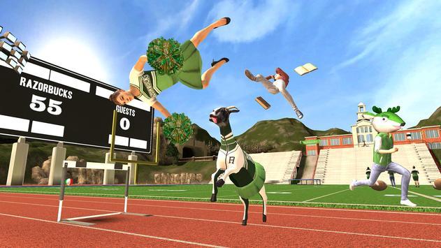 Goat Simulator Free captura de pantalla 3