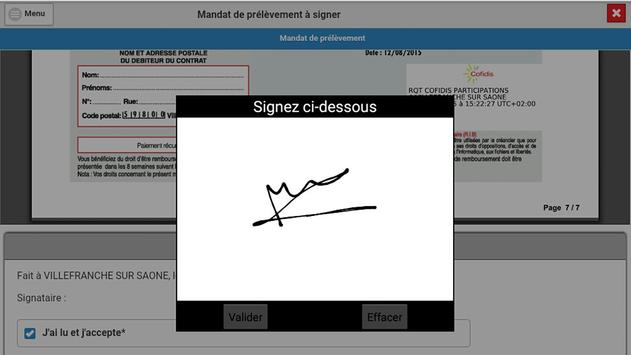CofSign apk screenshot