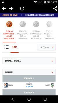 Festa do Basquetebol screenshot 1