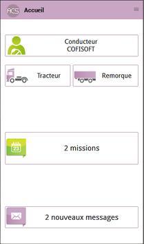 eACSMOBILE screenshot 1