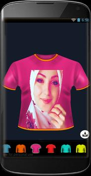 تركيب صورتك على تي شيرت apk screenshot