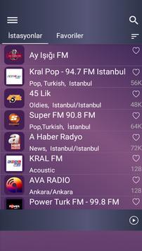 Çoklu Radyo Dinle apk screenshot
