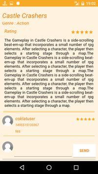 Coklat Games Review apk screenshot