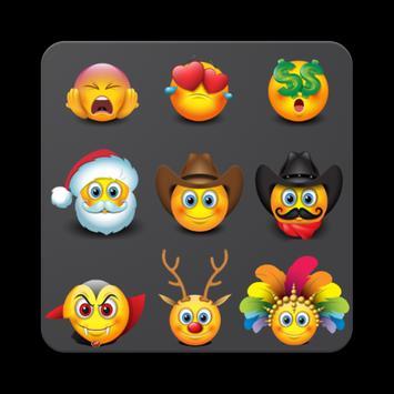 Ultimate Emoji poster