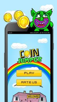 Coin Jumper poster
