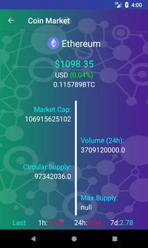 Coin Market Analyze - All Crypto Coins  Tracking screenshot 5