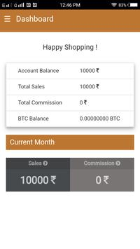 Cointona Merchant screenshot 1