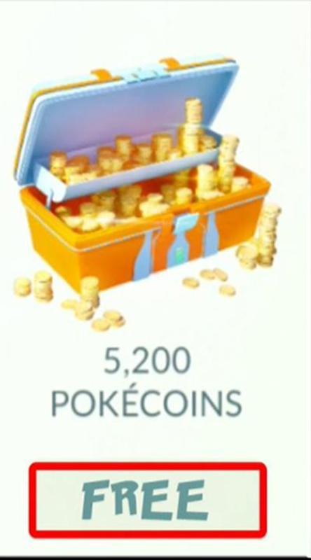 pokemon go coin generator