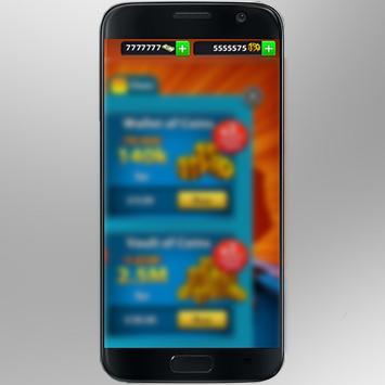 Coins for 8 Ball Pool Prank apk screenshot