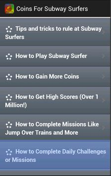 Wiki Coins for Subway Surfers poster