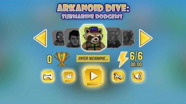 Underwater Football: Submarine Goalkeeper apk screenshot