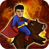 Ride the boar! icon