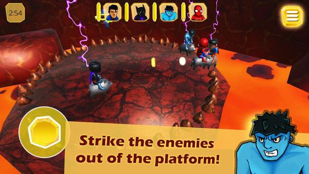 Ride the boar! apk screenshot