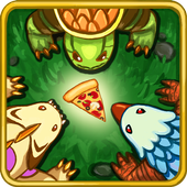 Feed the Mini Monsters icon