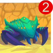 Spore Monsters.io 2 icon