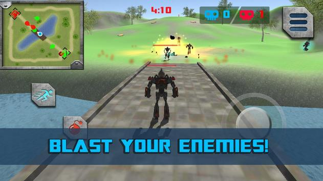 Squad of Suicide Robots apk screenshot