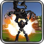 Mech Warriors - Down of Steel icon