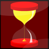 Sandglass Battery Widget icon