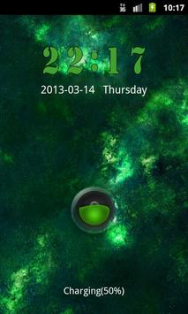 GO Locker Theme Planets apk screenshot