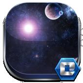 GALAXY COMET 3D LAUNCHER THEME icon