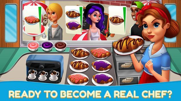 烹调食物 - Fever - 厨师厨房餐厅 截图 7