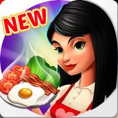 ikon Dapur Fever - Game Memasak & Restoran Makanan