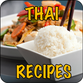 Thai food recipes icon
