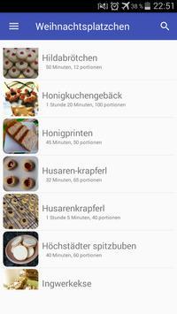 Rezepte Für Weihnachtsplätzchen Kostenlos.Weihnachtsplätzchen Rezepte App Kostenlos Offline For Android Apk