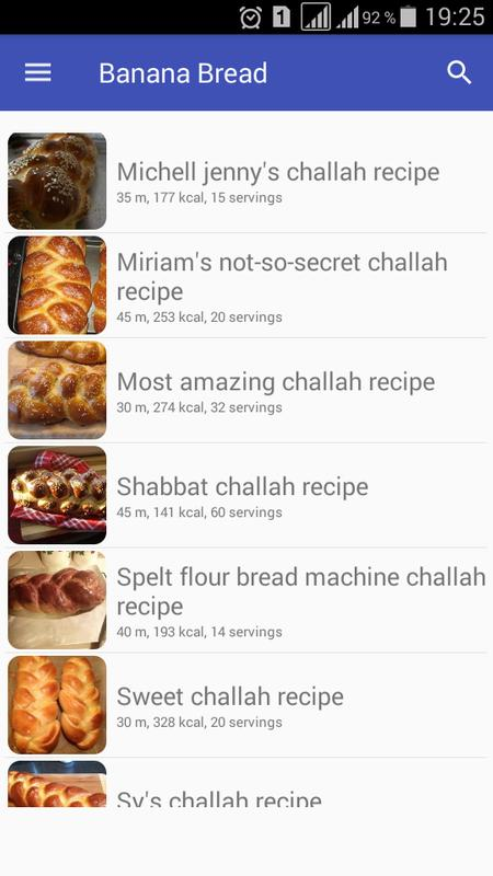 Banana bread recipes with photo offline apk download free food banana bread recipes with photo offline apk screenshot forumfinder