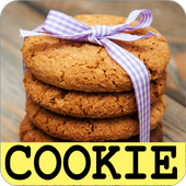 Cookie recipes with photo offline आइकन